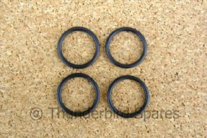 Rocker Spindle O-ring set, all Triumph Twins, 1945-1983, 60-3548
